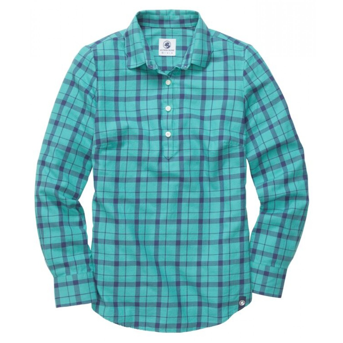 Claire Plaid Brooks Popover